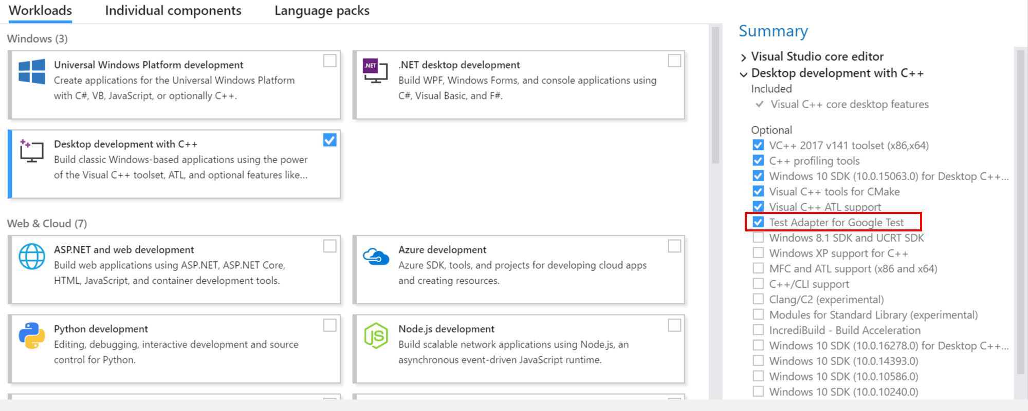 Test Adapter for Google Test - Visual Studio Marketplace
